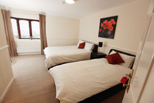 Strandhill Accommodation- Bed Room